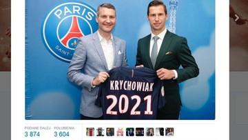 03-07-2016 12:58 Oficjalnie: Krychowiak zagra w PSG!