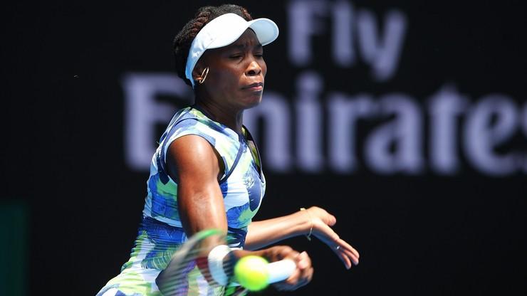 Turniej WTA w Kaohsiung: Zwycięstwo Venus Williams