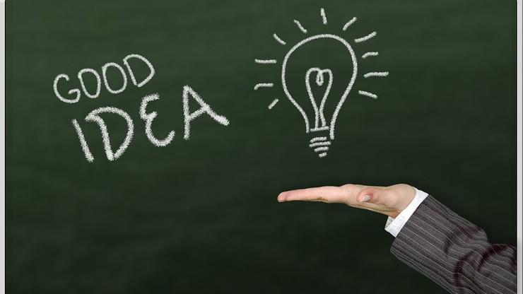 """Rusza program dla innowatorów """"Dobry pomysł"""""""
