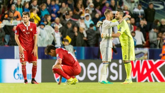 Superpuchar Europy - Real pokonał Sevillę po dogrywce
