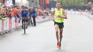 2017-10-29 Maraton we Frankfurcie: Szost siódmy, Shegumo czternasty