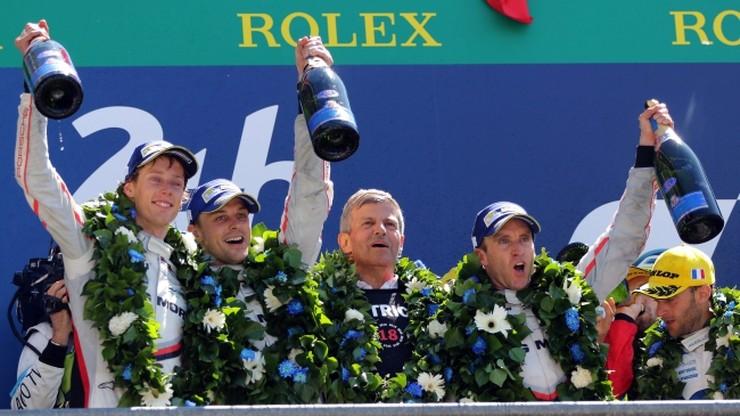 24-godziny Le Mans: Trzecie z rzędu zwycięstwo Porsche