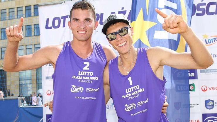 Złoto-srebrne mistrzostwa Europy na portugalskiej plaży