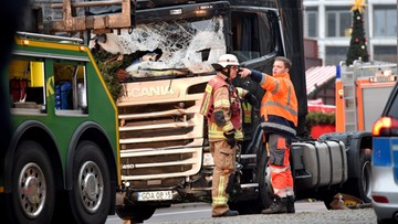 Berlin: polski kierowca najprawdopodobniej zastrzelony przez zamachowca