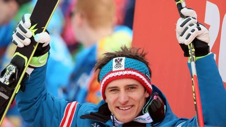 Austriacki złoty medalista z Soczi kontuzjowany