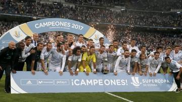 2017-08-17 Superpuchar Hiszpanii po raz 10. dla Realu Madryt