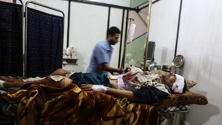 Wojna w Syrii: co najmniej 301 tys. ofiar śmiertelnych