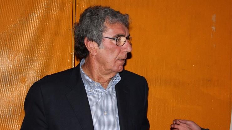 Legenda Juventusu i reprezentacji Włoch Dino Zoff w szpitalu