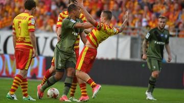 2017-05-21 Remis Jagiellonii z Legią, bez zmian w czubie tabeli