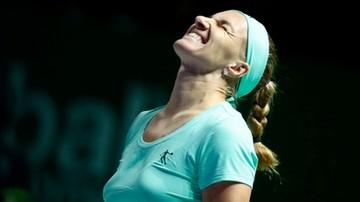 2016-10-28 WTA Finals: Porażka Kuzniecowej na koniec fazy grupowej