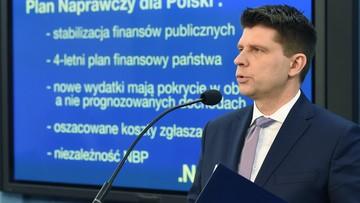 22-01-2016 11:05 Nowoczesna proponuje plan naprawczy dla Polski. Petru: niezbędny w naszej sytuacji gospodarczej