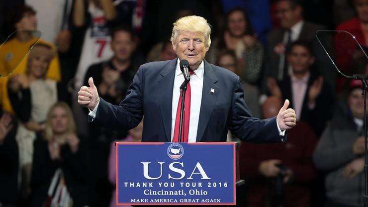 Donald Trump obiecał większe wsparcie dla Afganistanu