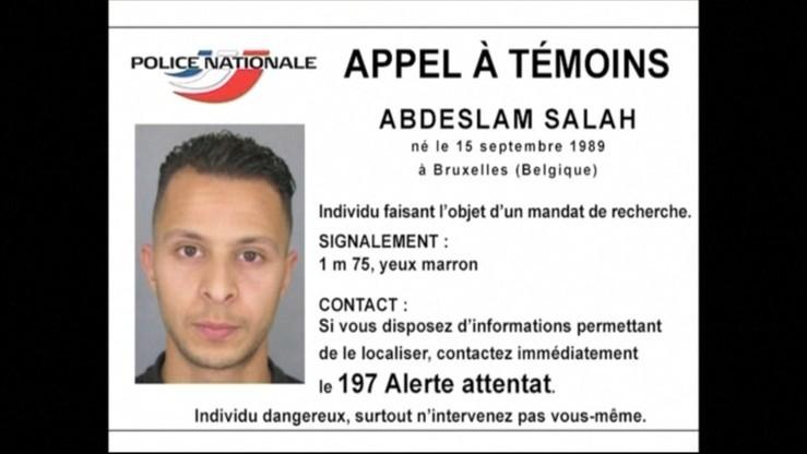 Podejrzany o terroryzm Abdeslam został wydany Francji