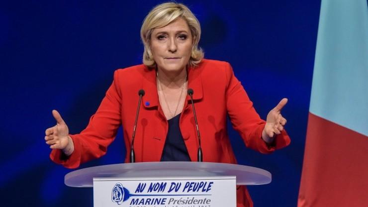 """Le Pen obiecuje """"wydobyć Francję z więzienia UE"""""""