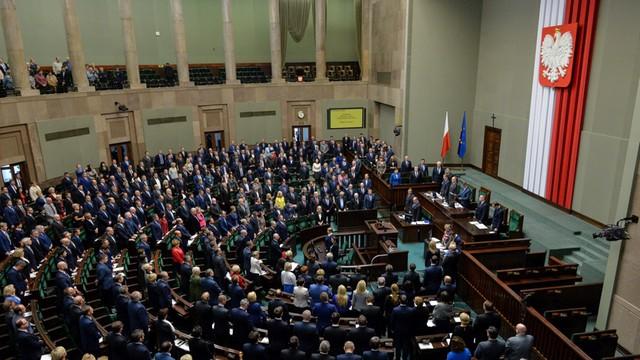 Sejm za znakowaniem żywności jako produkt polski