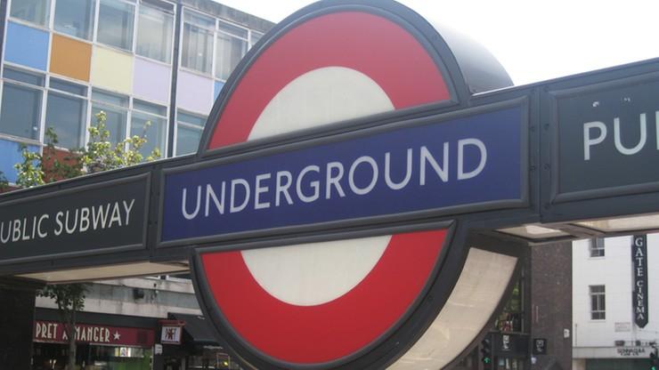 24-godzinny strajk w londyńskim metrze