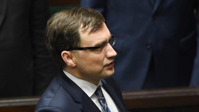 Minister Ziobro zaskoczony decyzją prokuratury w sprawie Polańskiego