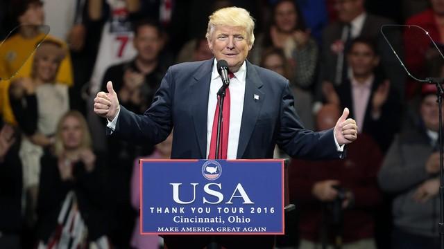 Donald Trump obiecał prezydentowi Afganistanu większe wsparcie