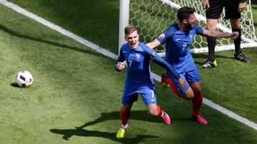 Francja - Irlandia: Skrót meczu Euro 2016 (WIDEO)