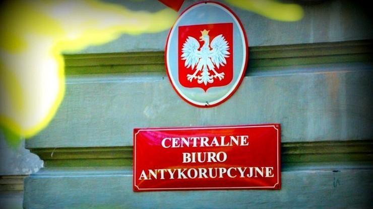 CBA w krakowskim sądzie. Zatrzymania ws. wyłudzenia 10 mln zł
