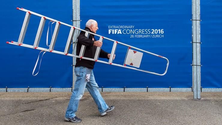 Kongres FIFA: Wniosek o przełożenie wyborów na prezydenta odrzucony