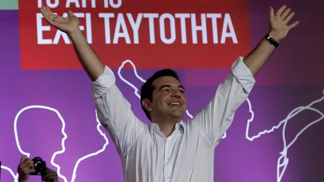 Grecja: Syriza wygrywa wybory, ale potrzebna będzie koalicja
