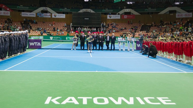 Katowice czekają na gwiazdy tenisa