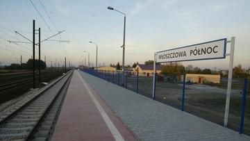 22-05-2016 10:15 Rozbudowa stacji Włoszczowa.  Słynna stała się za poprzednich rządów PiS