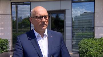 18-06-2017 20:57 Brudziński: Tusk niemieckim popychlem