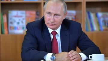 02-09-2016 08:18 Putin ostrzegł przed rewidowaniem granic ukształtowanych po II wojnie