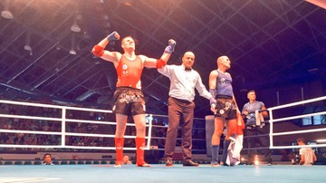 2017-07-29 The World Games: Radosz w finale muaythai w wadze 91 kg