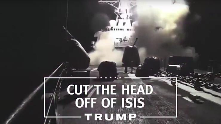 Pierwszy telewizyjny spot Donalda Trumpa. Znowu atakuje muzułmanów