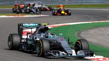 2016-08-28 Formuła 1: Nico Rosberg wygrał wyścig o GP Belgii