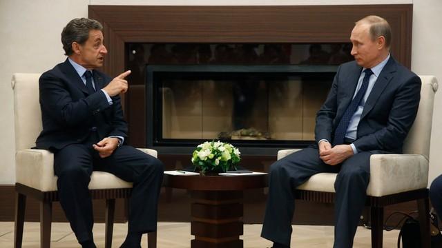 Francja: Sarkozy przesłuchany w związku z finansowaniem kampanii w 2012 r.