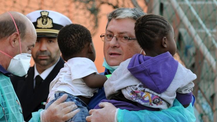 Rok 2016 rekordowy pod względem liczby migrantów we Włoszech