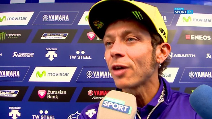 Rossi: Będę dobrze się bawił w Brnie