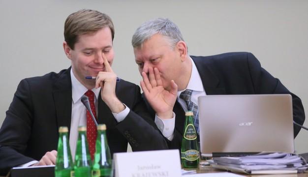 Incydent w biurze parlamentarzystów PiS w Lipsku na Mazowszu