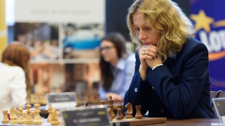 MP w szachach: Tylko Monika Soćko bez straty punktu