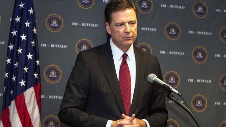 Były dyrektor FBI James Comey zamierza wydać książkę