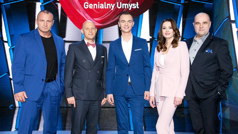"""Bardzo dobre wyniki """"The Brain. Genialny Umysł"""" - Polsat.pl"""