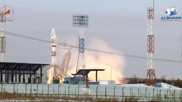 Z kosmodromu Wostocznyj wystartowała rakieta Sojuz 2.1b