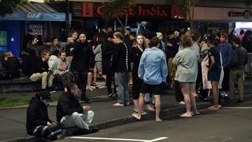 13-11-2016 20:18 Dwie ofiary trzęsienia ziemi w Nowej Zelandii