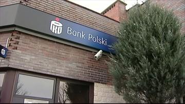 18-11-2016 10:05 Bank nie pozwolił 3-latkowi skorzystać z toalety. Dziecko załatwiło się do kubeczka