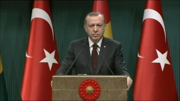 30-12-2016 06:56 Erdogan mógłby rządzić do 2029 r. Turcja bliska zmiany konstytucji