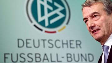 09-11-2015 18:32 Prezes Niemieckiej Federacji Piłkarskiej zrezygnował ze stanowiska