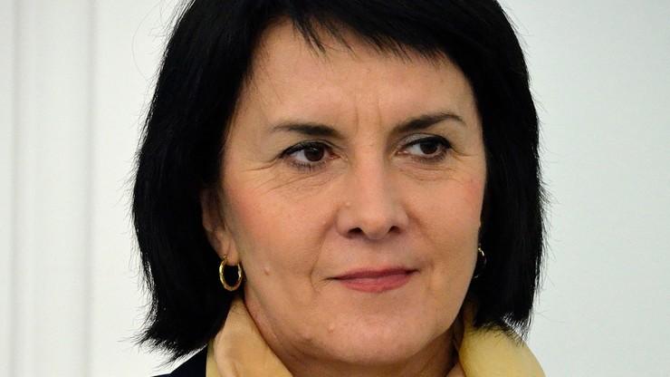 """""""Z pokorą przyjmuję decyzję komisji etyki"""". Posłanka PiS Mateusiak-Pielucha została pouczona"""