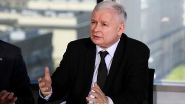 07-05-2016 15:08 Kaczyński: Protesty to wynik niezadowolenia z efektu wyborów