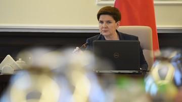 """12-02-2016 09:00 Premier Szydło dla """"Bilda"""": """"życzylibyśmy sobie, aby niektóre decyzje nie zapadały ponad naszymi głowami"""""""