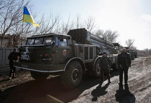 Szwecja popiera pomysł misji pokojowej w Donbasie
