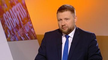 """20-03-2017 09:28 """"Ma pokazać, jak 17 miesięcy rządów PiS zniszczyło Polskę"""". Kierwiński o wniosku o wotum nieufności"""